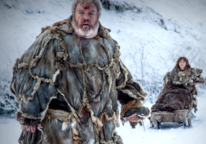 Game of Thrones Season 4 Episode 10 Hodor
