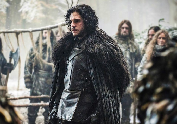 Game of Thrones Season 4 Episode 10 Jon