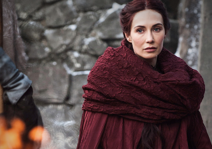 Game of Thrones Season 4 Episode 10 Melisandre