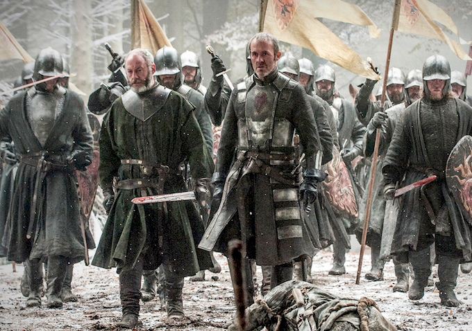 Game of Thrones Season 4 Episode 10 Stannis
