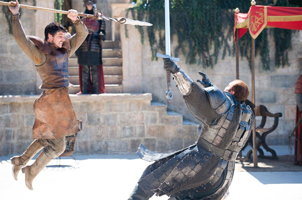 Game of Thrones Season 4 Episode 8 Mountain Viper 2