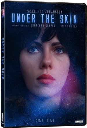 Under the Skin DVD