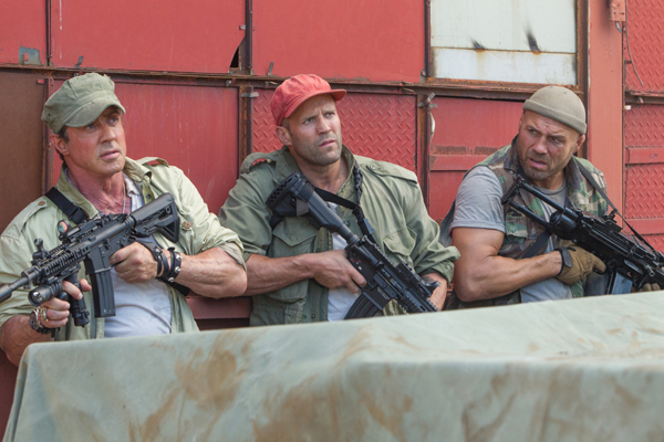 Expendables 3 - Randy Couture