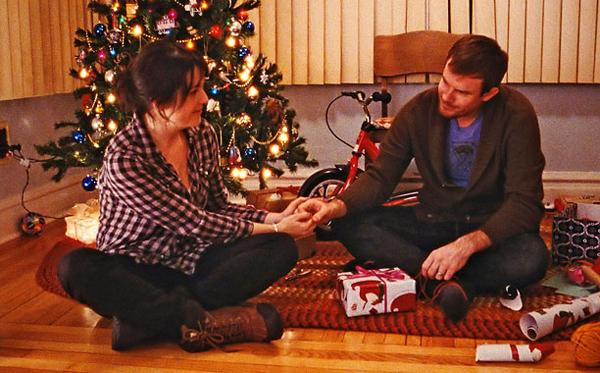 HAPPY CHRISTMAS (2014) Melanie Lynskey Joe Swanberg