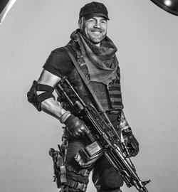 Randy Couture - F2 - Expendables 3