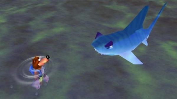 shark-snacker