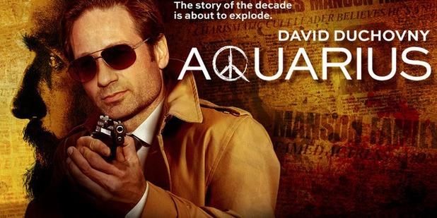 Aquarius Duchovny