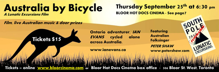 Australia By Bicycle