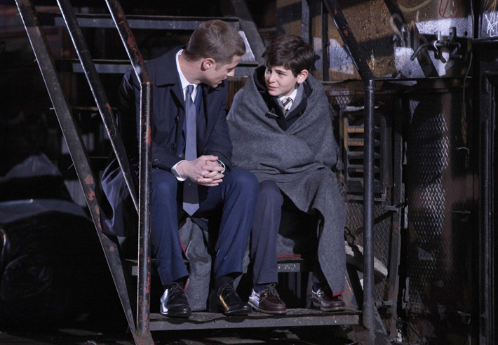Gotham - Season 1 Episode 1 - Bruce Wayne