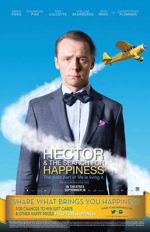 Hector eOne One Sheet Happiness Campaign