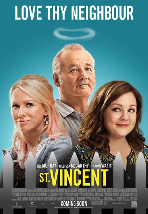 St Vincent One Sheet