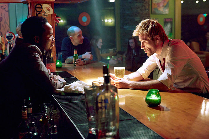 Constantine - Season 1 Episode 1
