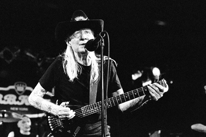 Johnny Winter Down and Dirty