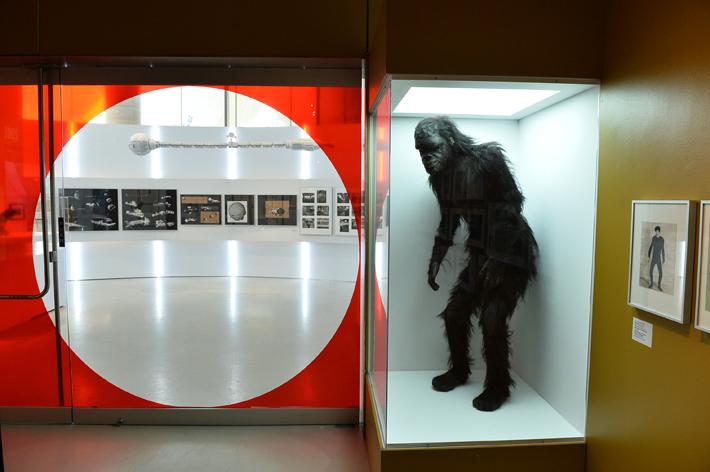 TIFF Kubrick Exhibit - 2001