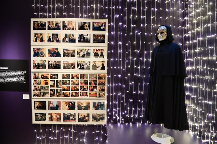 TIFF Kubrick Exhibit - Eyes Wide Shut
