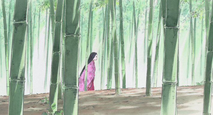 Tale of Princess Kaguya 2