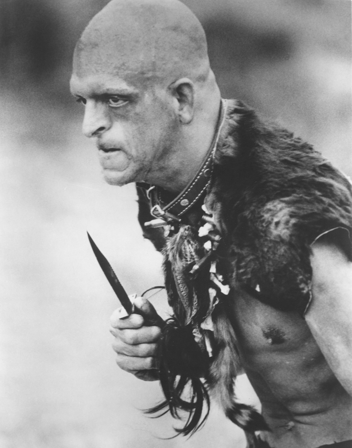 The Hills Have Eyes (1977) Directed by Wes Craven Shown: Michael Berryman