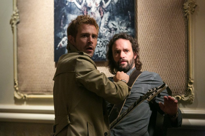 Constantine - Season 1 Episode 3 - The Devil's Vinyl