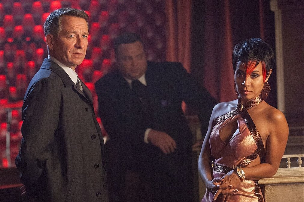 Gotham - Season 1 Episode 10 - Alfred Fish Mooney
