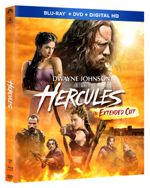 Hercules BluRay