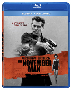 November Man BluRay