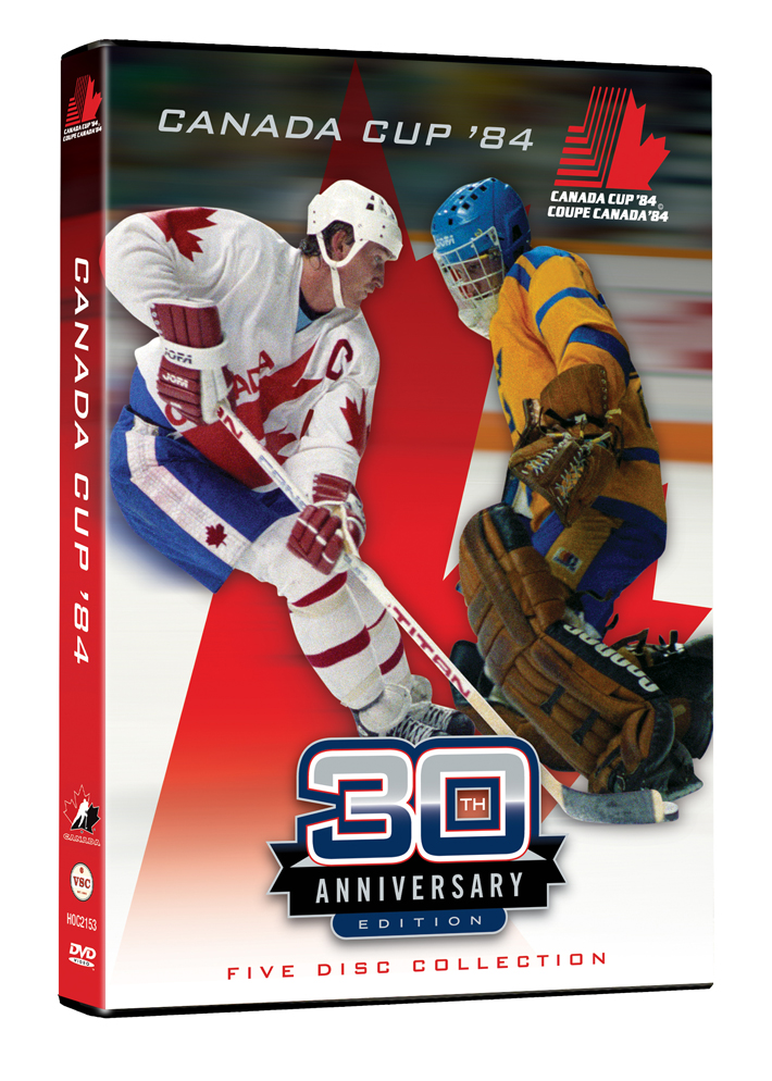 Canada Cup 1984 DVD 3D