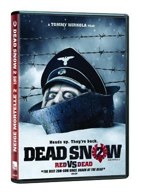 Dead Snow 2 Box Art
