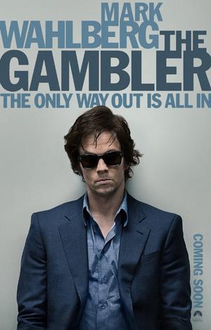 Gambler One Sheet