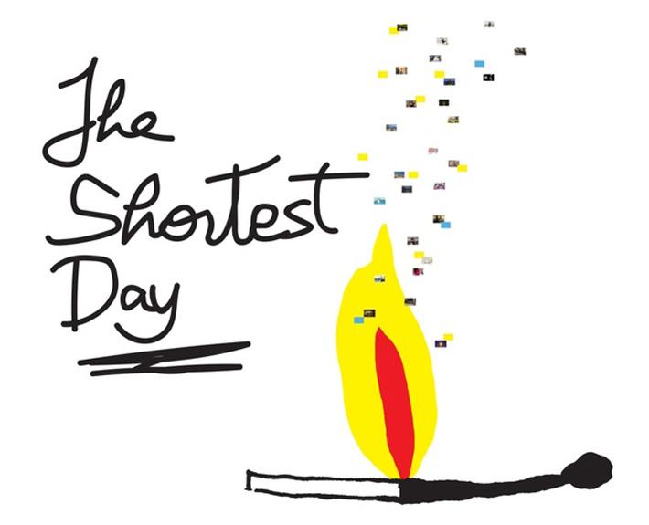 The Shortest Day Logo