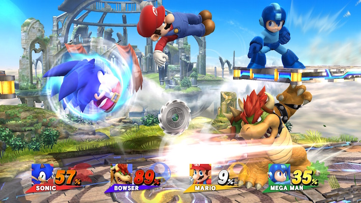 SSB-wii-u-gameplay