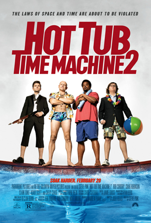 Hot Tub Time Machine 2 One Sheet