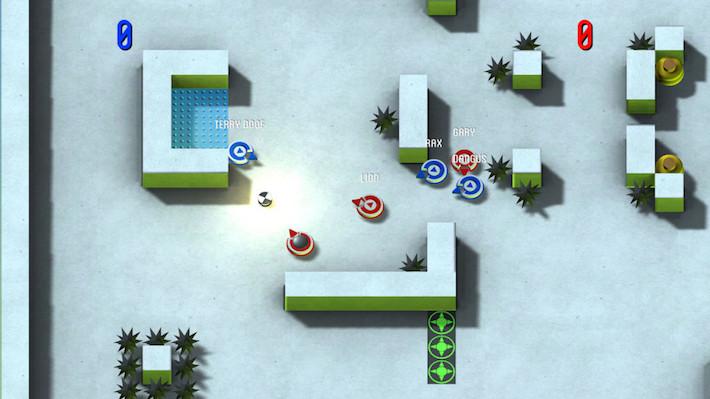 clusterpuck-gameplay
