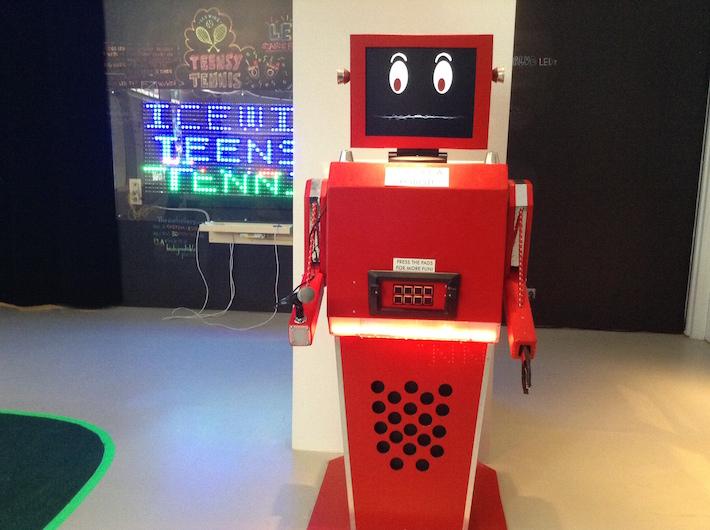 Talk like robot