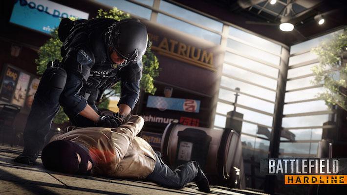 hardline-arrest