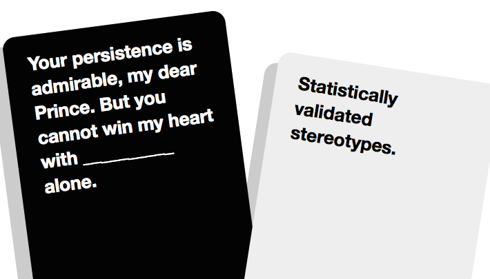 CAH-stereotypes
