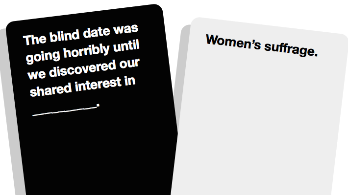 CAH-suffrage