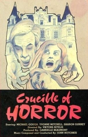 Crucible of Horror poster