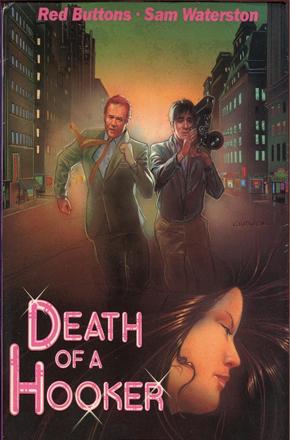 Death of a Hooker poster