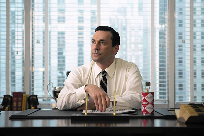 Mad Men - Don Draper Coke