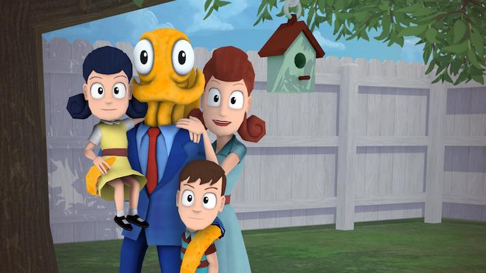 Octodad-family