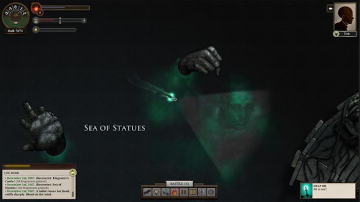 sunless-sea-statues