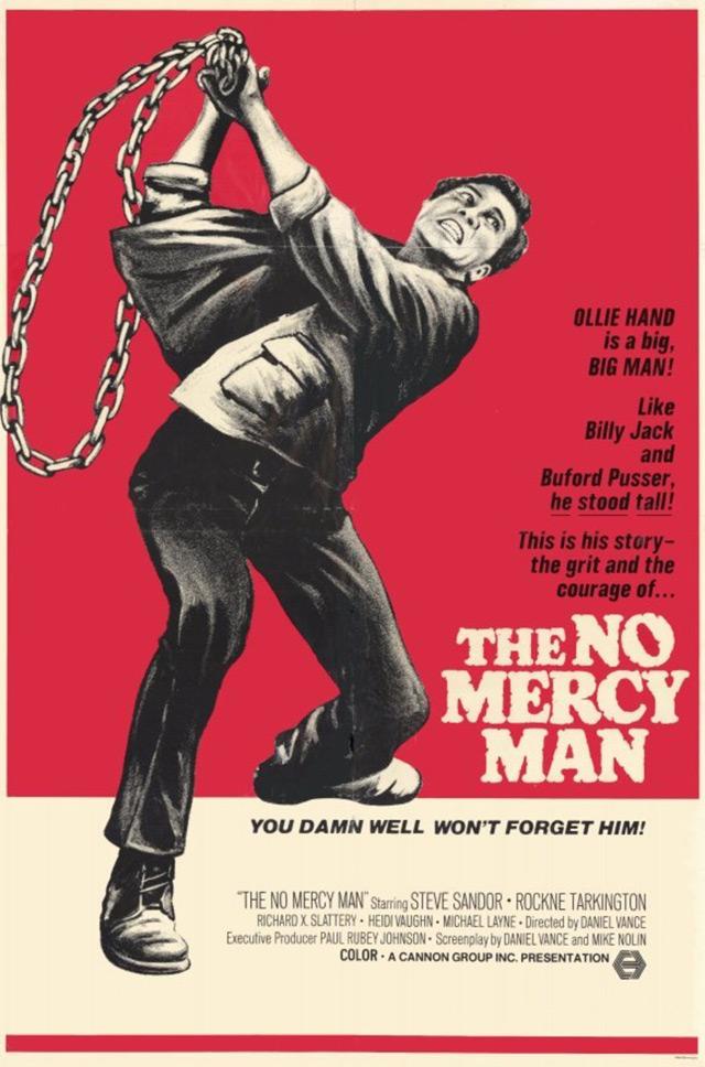 No Mercy Man