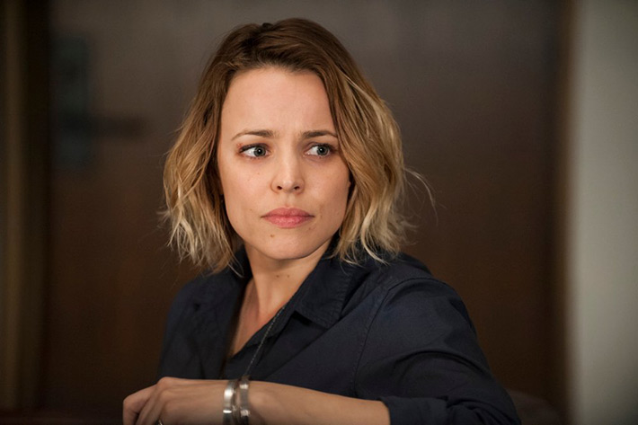 True Detective - Season 2 Episode 1 - Rachel McAdams