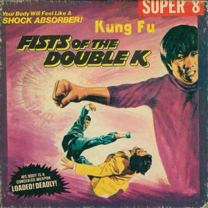 Fists of the Double K Poster