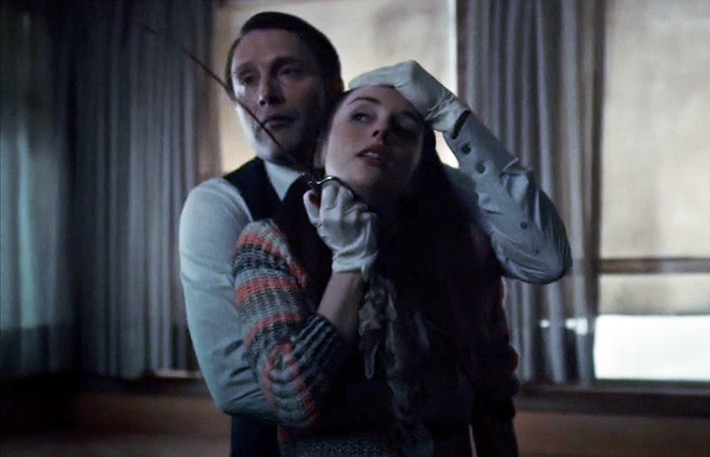 Hannibal Episode 3.9 - And the Woman Clothed with Sun