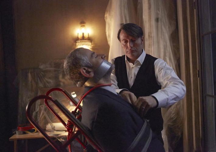 Hannibal - Contorno
