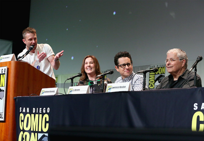 Star Wars Comic-Con - JJ Abrams