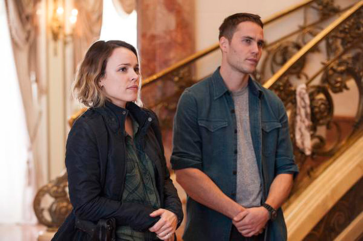 True Detective - Season 2 Episode 3 - Rachel McAdams Taylor Kitsch