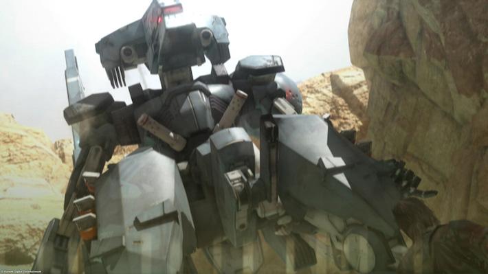 MGSV-Dick-robot