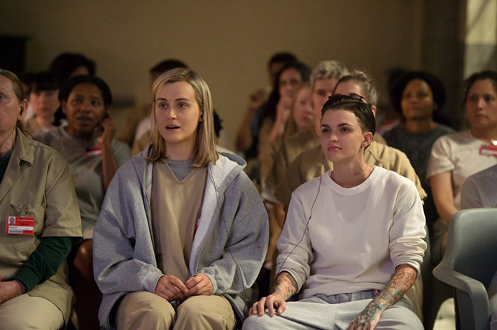 OITNB - Don't Make Me Come Back There